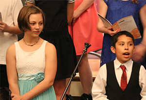 NRW Middle School spring concert delights audience