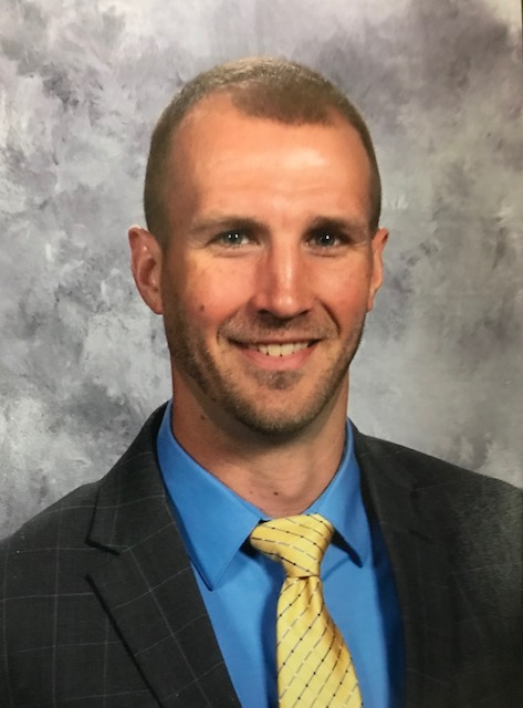 new high school principal Scott Bradley
