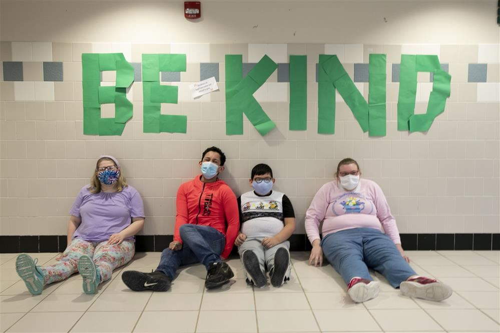 NRWHS Participates in Great Kindness Challenge