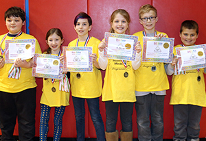 Students shine during Inventive Minds competition