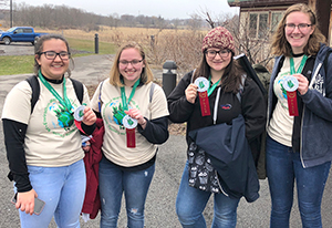 NRW team earns second place in county Envirothon